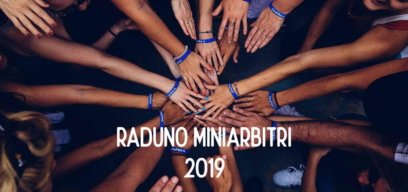 Raduno miniarbitri 2019